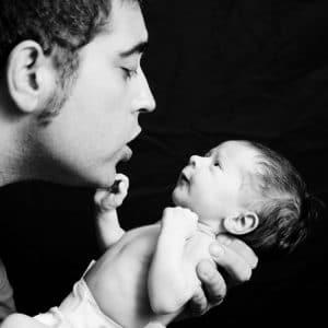 Dad parenting